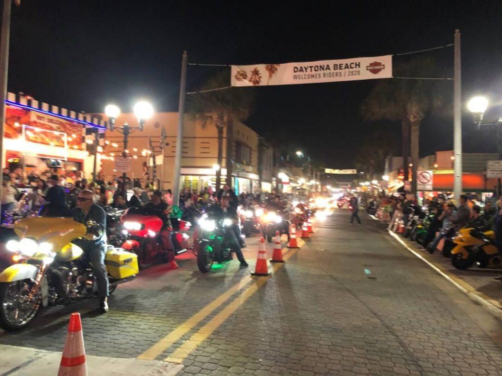 2020 Daytona Bike week Photo1