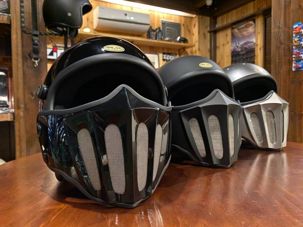 ★GOODS紹介★ TT&CO製 フルフェイスヘルメット