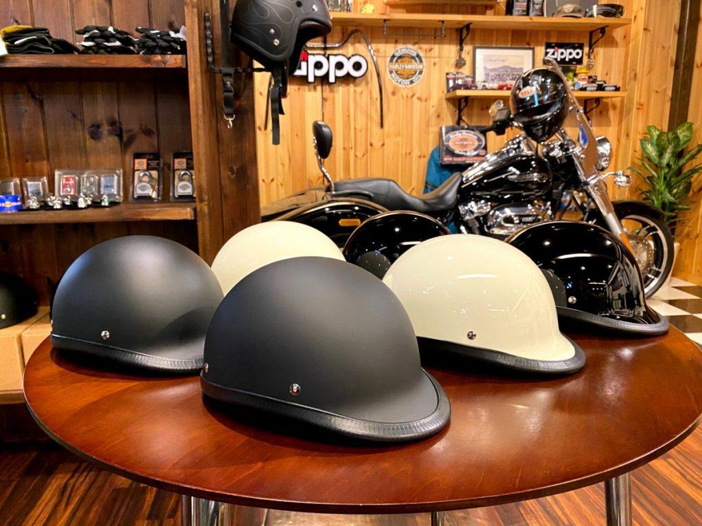 ★GOODS紹介★半ヘルメット (装飾品) 再入荷