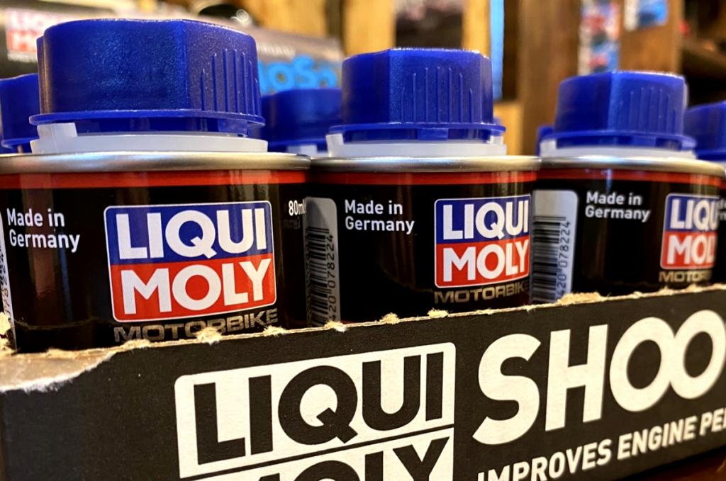 ★再入荷★LIQUI MOLY ガソリン添加剤
