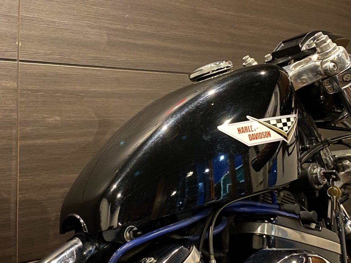 XL1200S スポーツスター 1200スポーツ EVOスポーツ キャブ イメージ5
